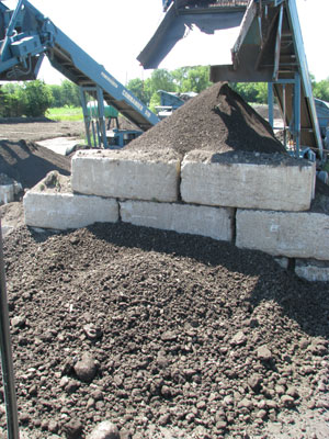 Straight Fill Soil ready for sale